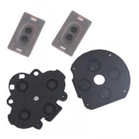 PSP D-Pad Rubber (incluye las 4 gomas D-pad de la PSP) REPARACION PSP  3.20 euro - satkit
