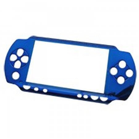 PSP FRONTAL COLOR *BLUE* FRONTALES Y BOTONES PSP  4.99 euro - satkit