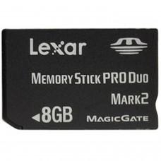 PSP Memory Stick Pro Duo 8GB Lexar *ORIGINAL*
