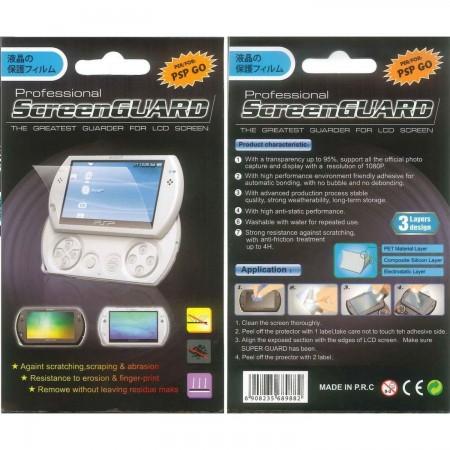 Protector pantalla PSP GO + Paño limpiador ACCESORIOS PSP GO  2.49 euro - satkit