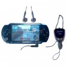 PSP Heart-shaped Earset with FM Radio