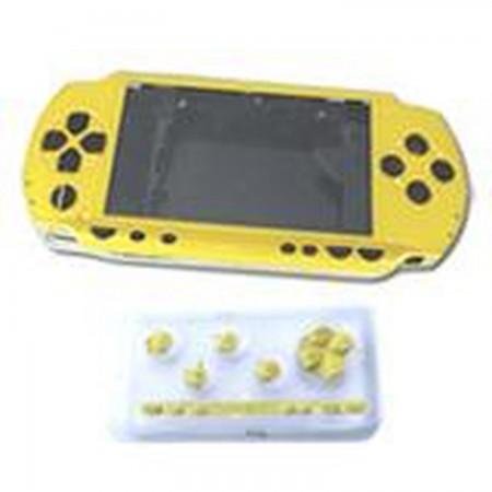 CARCASA COMPLETA DE PSP COLOR AMARILLO (INCLUYE BOTONES) REPARACION PSP  20.79 euro - satkit