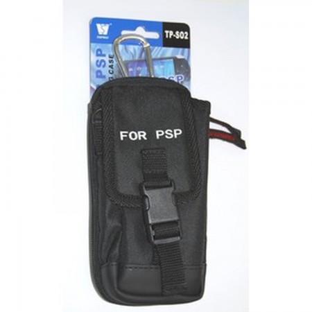 Bolsa Transporte PSP/PSP 2000 SLIM Y PSP 3000 NEGRA FUNDAS Y PROTECTORES PSP 3000  2.00 euro - satkit