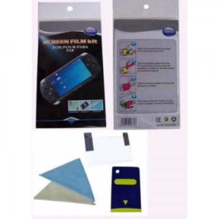 Protector de Pantalla PSP/PSP2000 SLIM/ PSP 3000/ PSP E1004 STREET FUNDAS Y PROTECTORES PSP 2000 / PSP SLIM  0.10 euro - satkit