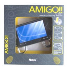 PSP Cargador Portatil y Altavoces