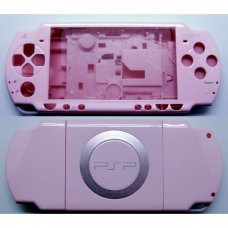 PSP2000/Slim Console Shell - PINK