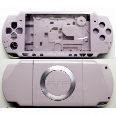 PSP2000/Slim Console Shell - PURPLE