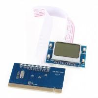 Tarjeta de diagnostico PCI para Pc con pantalla LCD  modelo PTI-9