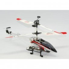 RC HELICOPTER MODEL 6809 (RED)