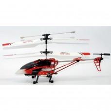 HELICOPTERO RADIO CONTROL MODELO M-1 V2(COLOR ROJO)