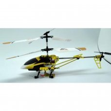HELICOPTERO RADIO CONTROL MODELO M-1 V2 (COLOR DORADO)
