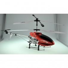 RC HELICOPTER MODEL CF018  3.5 CHANEL, GIROSCOPE , METALLIC ALLOY