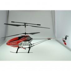 RC HELICOPTER MODEL F58  3.5 CHANEL, GIROSCOPE , METALLIC ALLOY