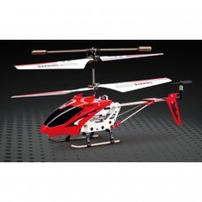 RC HELICOPTER MODEL SYMA 107G  3.5 CHANEL, GIROSCOPE , METALLIC ALLOY