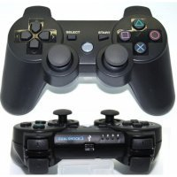 Mando Replica Dual Shock 3 Sixaxis Negro PS3 [ Bluetooth ]