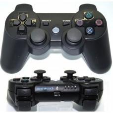 Mando Replica Dual Shock 3 Sixaxis Negro PS3 [ Bluetooth ]