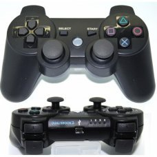 Replica black Compatible Controller PS3 Dual Shock 3 Sixaxis