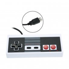 Retro Nintendo NES USB PC/MAC Controller - New! Plug n' Play