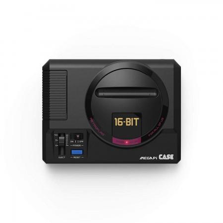 Retroflag MegaPi Case for Raspberry Pi 2/3/B+ 16 bit Original Mega Drive Style