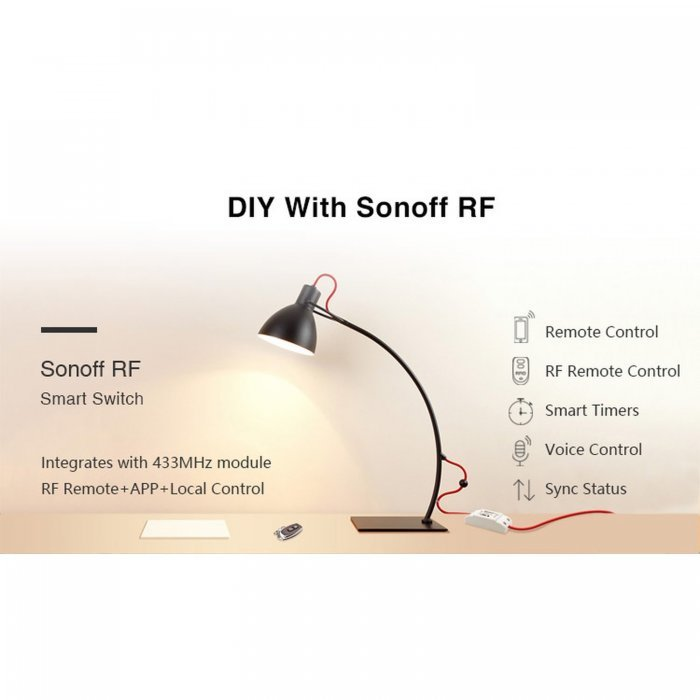 SMART HOME : Buy RF &Wireless switch WiFi for home