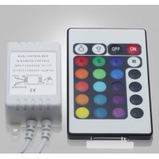 RGB Controller with RF Remote