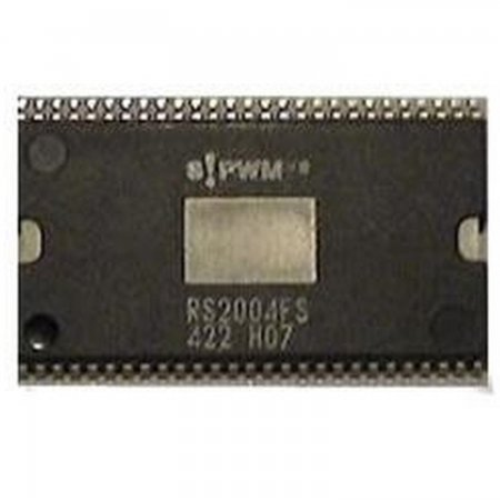 RS2004FS laser control IC RECAMBIOS SONY PSTWO  14.85 euro - satkit