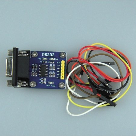 RS232 TTL Convertor Cable Kit Equipos electrónicos  4.00 euro - satkit
