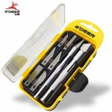 RT-M108 8-in-1 Craft Carving Knife Cutting Tool Set