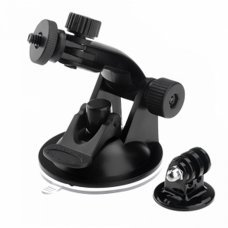 Suction Cup Windshield & Dash Car Mount for GoPro HERO HERO2 HERO3 & SJ4000 Camera