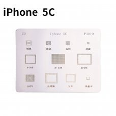 Placa stencils IC iphone 5C
