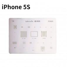 Placa stencils IC iphone 5S