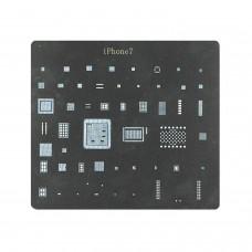 Placa stencils IC iphone 7