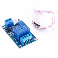 Interruptor Crepuscular, Módulo  Relé Sensor de Detección de Luz 12V -interruptor- casa - arduino