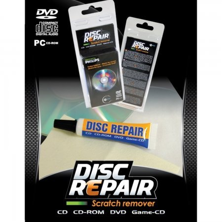 Disc Repair (Reparador Arañazos) RECAMBIOS SONY PSTWO  4.49 euro - satkit