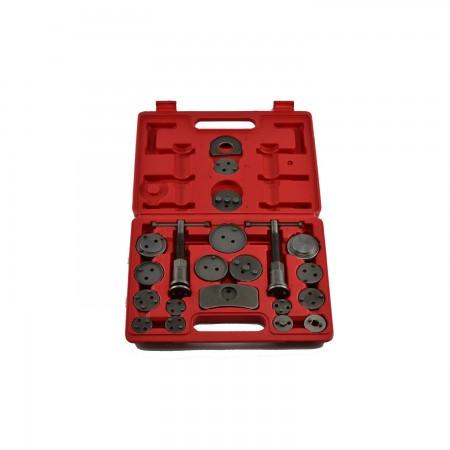 Set 22pcs Disc Brake Caliper Piston Rewind Tool Auto Wind Back Car Kit Calibrators  14.90 euro - satkit