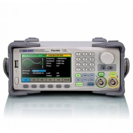 Siglent SDG2042X  2-channel function generator with 40 MHz bandwidth, 1.2 GSa / s and 8 Mpts memory Signal generators (functions) Siglent 450.00 euro - satkit
