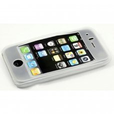 Silicon Case for 3G iPhone and iPhone 3GS