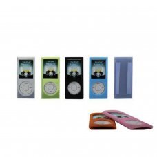 Silicon Skin case for iPod Nano 4G