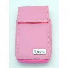Bolsa  de Cuero  NDS Lite -  (color Rosa)