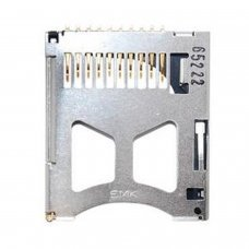 Socket memory card PSP/PSP SLIM