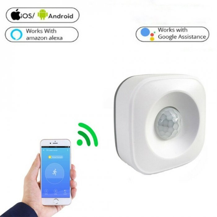 SMART HOME : Wireless WiFi Smart Home PIR Sensor de