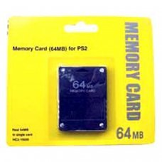 Memory Card 64 Mb PS2