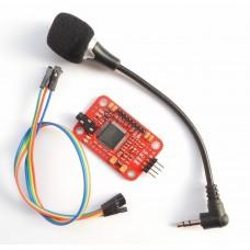 Placa reconocimiento voz para Arduino (hasta 15 comandos de voz)