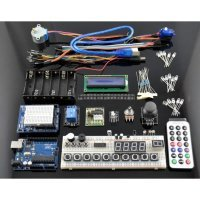 Starter Pack for Arduino (Includes Arduino Uno compatible)