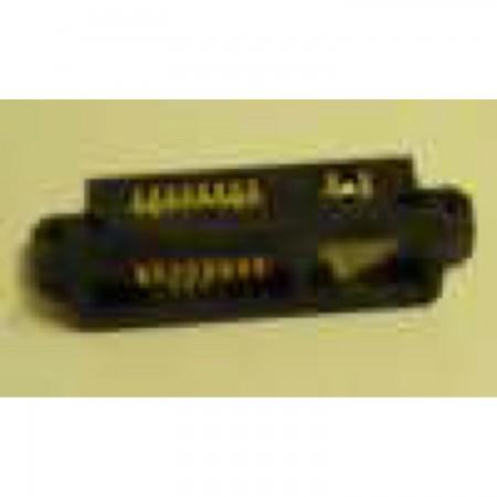 Conector accesorios Alcatel db CONECTORES ACCESORIOS, PLACA BASE Y VARIOS  3.96 euro - satkit