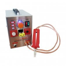 Maquina de soldadura de puntos por pulsos baterias 18650, 2170 y similares, hasta 800A, 1,9kw Pulse Spot Welder