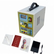 Sunkko 788H LED Dual Pulse Spot Welder 18650 Battery (800a) and Charger  36V 3A