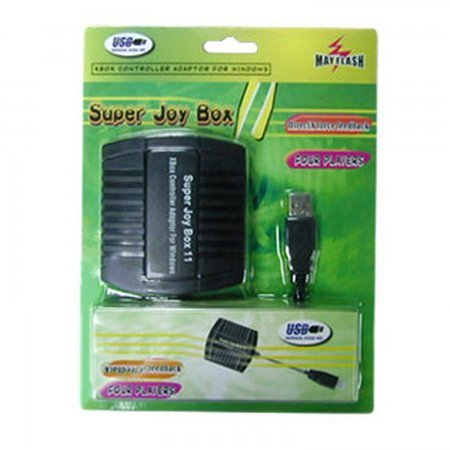 Super Joybox 11 [Xbox -> PC] CABLES Y ADAPTADORES XBOX Mayflash 3.00 euro - satkit