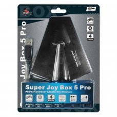 Super Joybox 5 PRO [4 Pads PSX/PS2 -> PC]