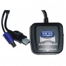 Super XB/GC Converter Psx/Ps2 Compatible controller adapter for Gamecube and Xbox